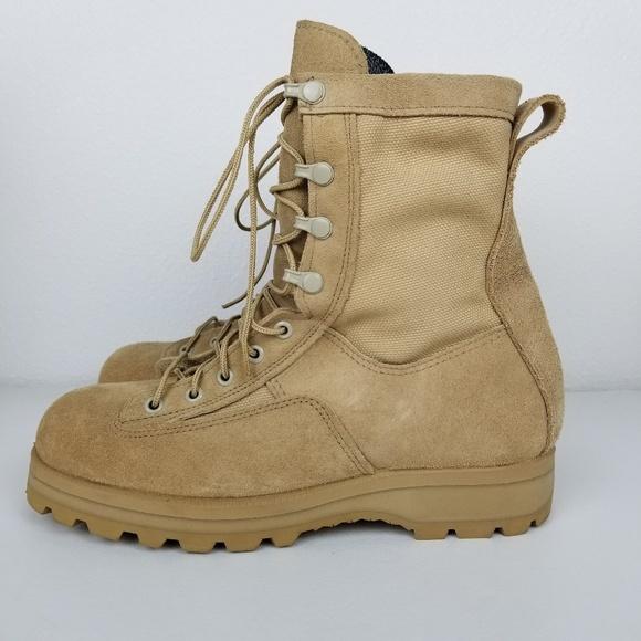 0073240faa9 Vibram | McRae | GoreTex | Army Boot | desert tan